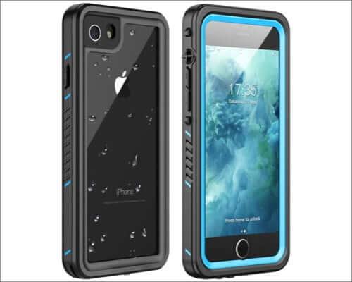 huakay iphone se 2020 waterproof case