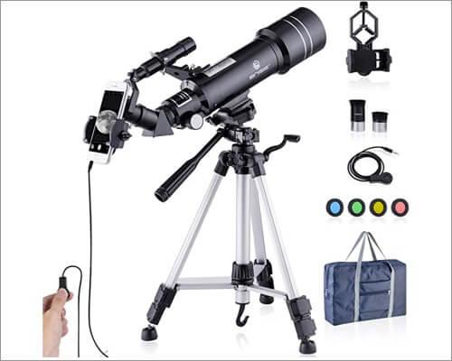 HUTACT Telescope for iPhone