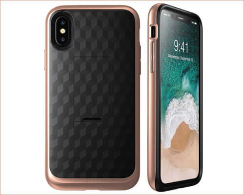 i-Blaosn iPhone Xs Rugged Case