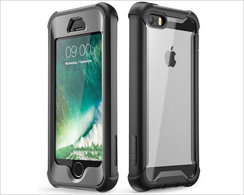i-Blason Ares iPhone SE Bumper Case