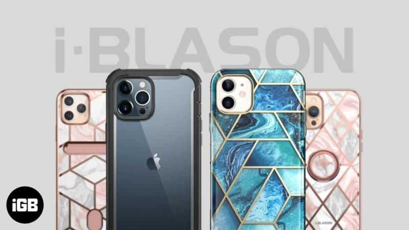 i-Blason Cases for iPhone 12 Series