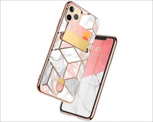 i-Blason Slim Designer Wallet Case for iPhone 11 Pro Max