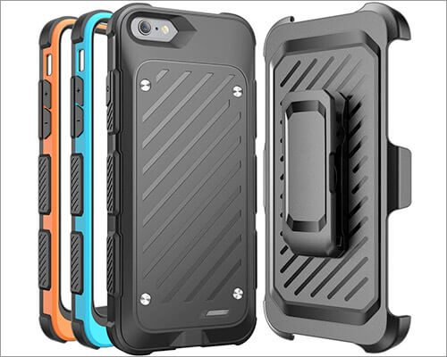 i-Blason iPhone 6-6s Battery Case
