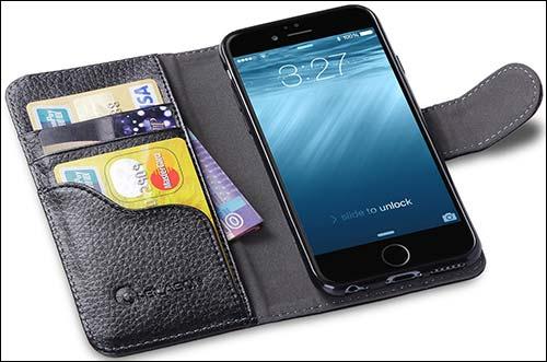 i-Blason iPhone 6 Plus Wallet Case