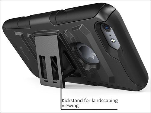 i-Blason iPhone 6s Plus Kickstand Case