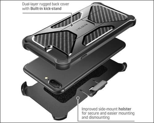 i-Blason iPhone 7 Plus Heavy Duty Case