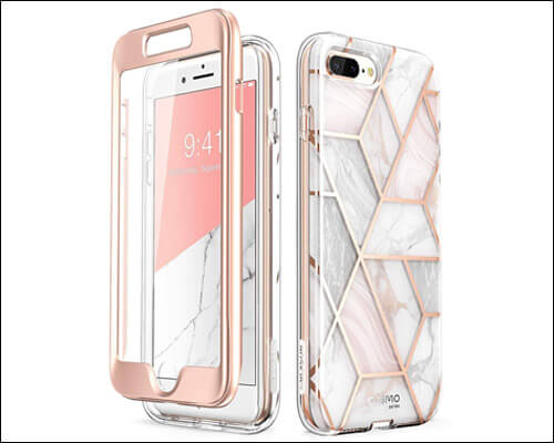 i-Blason iPhone 7 Plus Marble Case