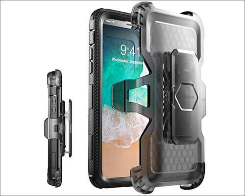 i-Blason iPhone XS Max Belt Clip Case