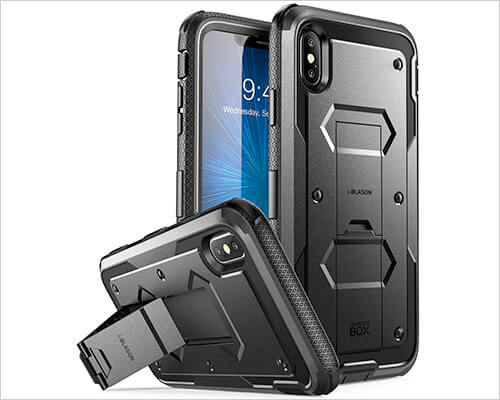 i-Blason iPhone Xs Max Kickstand Case