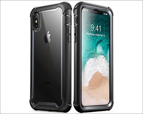 i-Blason iPhone Xs Max Transparent Case