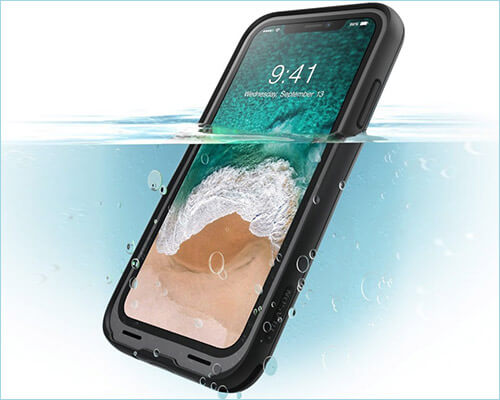 i-Blason iPhone Xs Waterproof Case