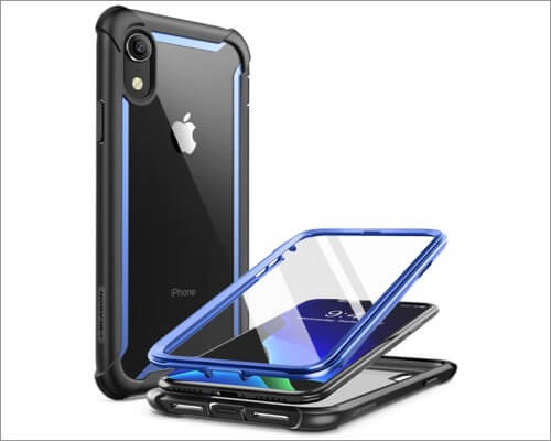 i-blason ares bumper case for iphone xr