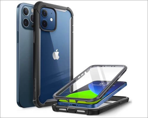 i-Blason Ares Series Rugged Case for iPhone 12 and 12 Pro