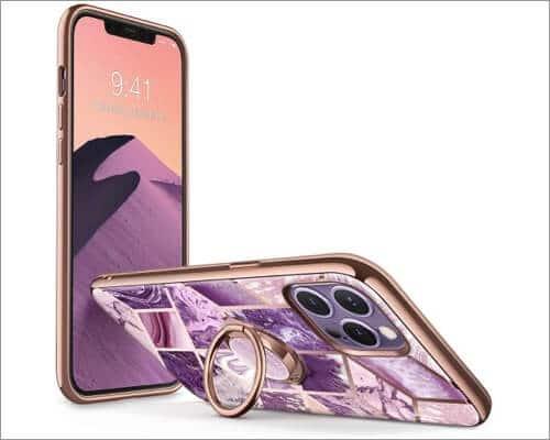 i-Blason Cosmo Snap Bumper Case for iPhone 12 Pro Max