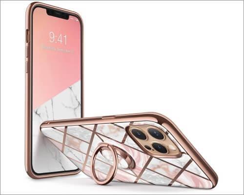 i-Blason Cosmo Snap Kickstand Casefor iPhone 12 Mini and 12 Pro Max