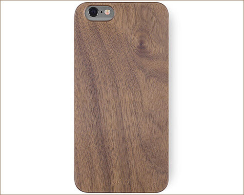 iATO Wooden Case for iPhone 6-6s