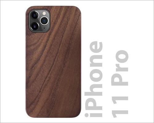 iATO iPhone 11 Pro Wooden Case