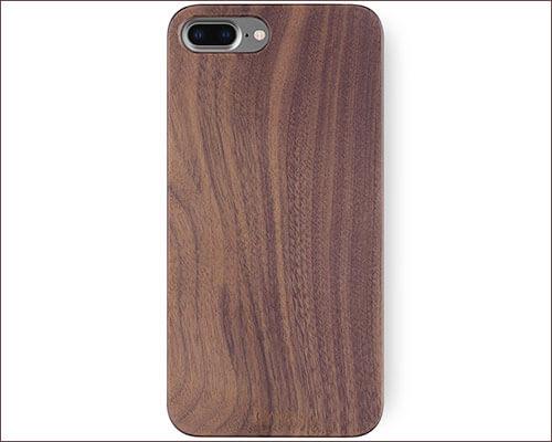 iATO iPhone 7-8 Plus Wooden Case