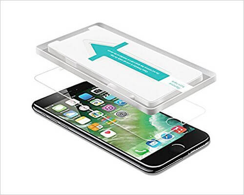 iATO iPhone SE, 5s, and iPhone 5 Glass Screen Protector