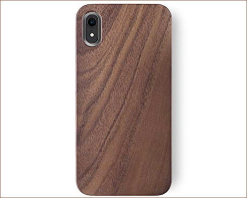 iATO iPhone XR Wooden Case