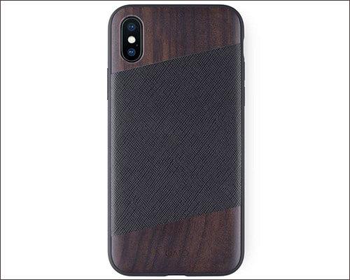 iATO iPhone Xs Leather Case
