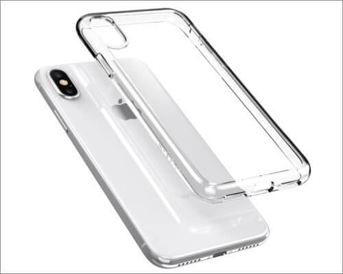 iBlason Halo iPhone Xs Clear Case