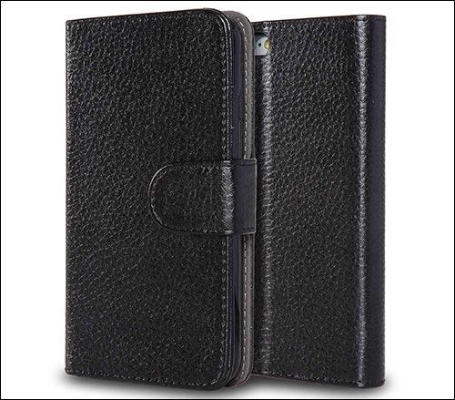 iBlason iPhone SE Wallet Case