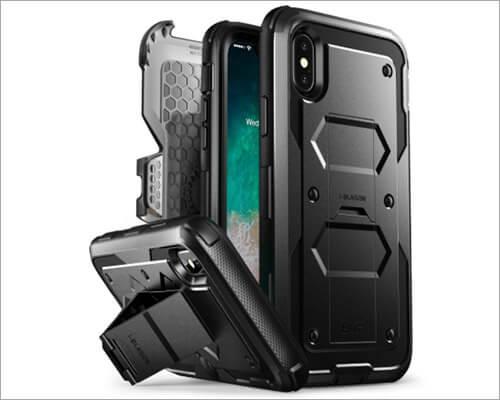 iBlason iPhone Xs Military Grade Case