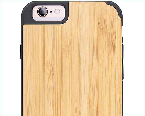 iCASEIT iPhone 6s Wooden Case