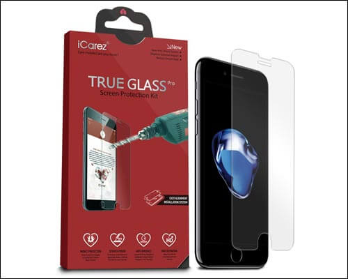 iCarez Screen Protector for iPhone 7 Plus