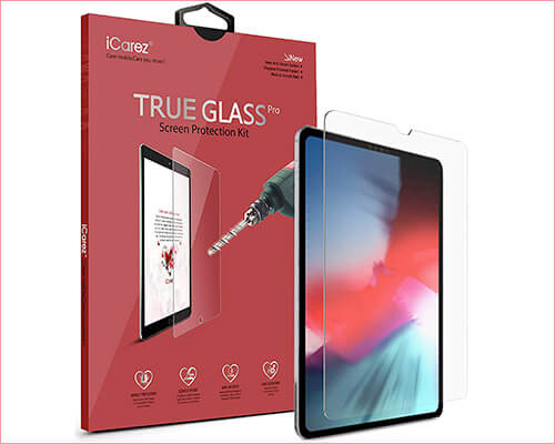 iCarez iPad Pro 11-inch Glass Screen Protector