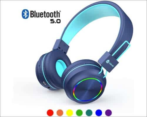 iClever Bluetooth Headphones for Kids