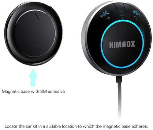 iClever Himbox Car Kit for iPhone
