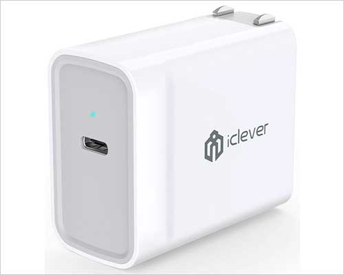 iClever USB C Charger for iPhone Xs Max, XS, and iPhone XR