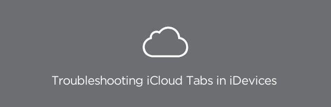 iCloud Safari Tab Not Working on iPhone or iPad