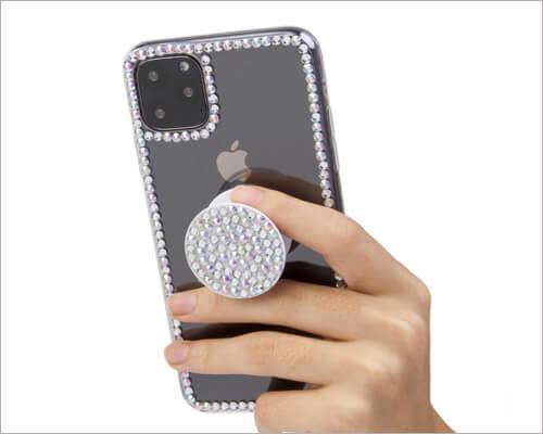 iFiLOVE Diamond Kickstand iPhone 11 Pro Case for Girls