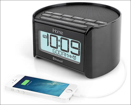 iHome iBT230 iPhone 7-7 Plus Docking Station with Speaker