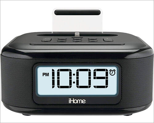 iHome iPL23 Docking Station for iPhone X, 8, and 8 Plus