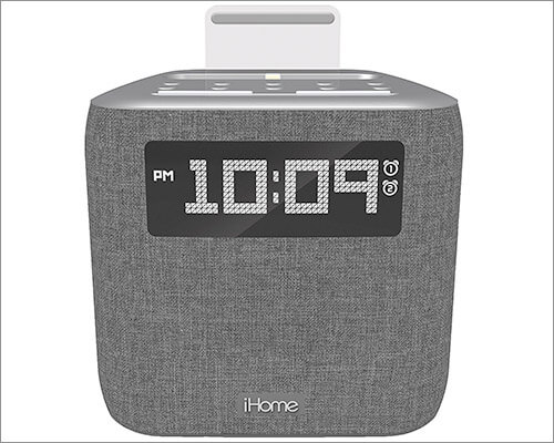 iHome iPL8XHG iPhone 6-6 Plus Docking Station with Speakers