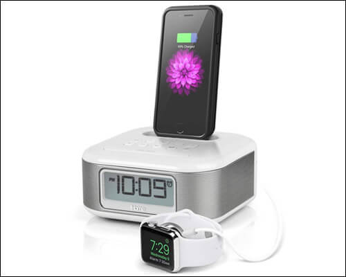 iHome iPhone 6s-6s Plus Docking Stations with Speaker