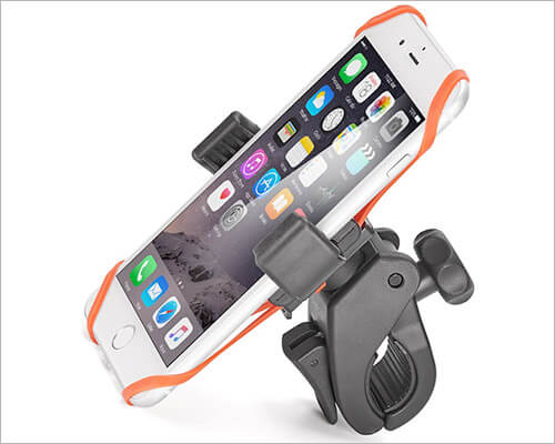 iKross Bike Mount for iPhone 6, 7, 8, and iPhone X