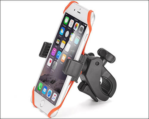 iKross Bike Mount for iPhone X, 8, and iPhone 8 Plus