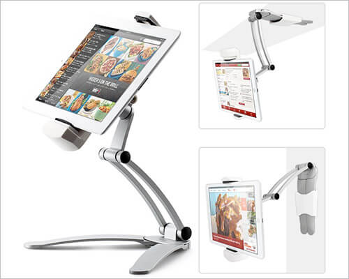 iKross iPad Pro 9.7, 10.5, and 12.9-inch Stand