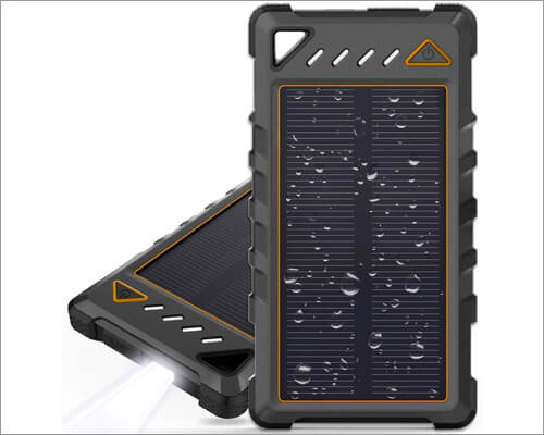 iPhone 11 Pro Max, 11 Pro and iPhone 11 Solar Power Bank from BEARTWO