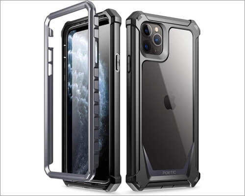 iPhone 11 Pro Max Heavy Duty Case from Poetic