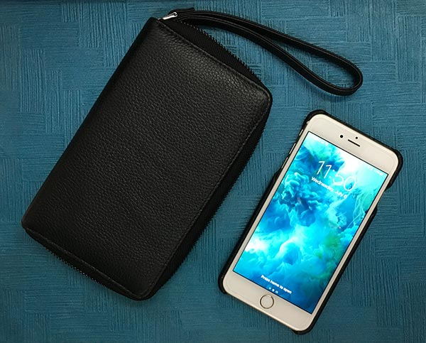 iPhone 6-6s Plus Leather Pouch from Doc Artisan