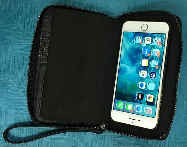 iPhone 6s Plus Leather Pouch from Doc Artisan