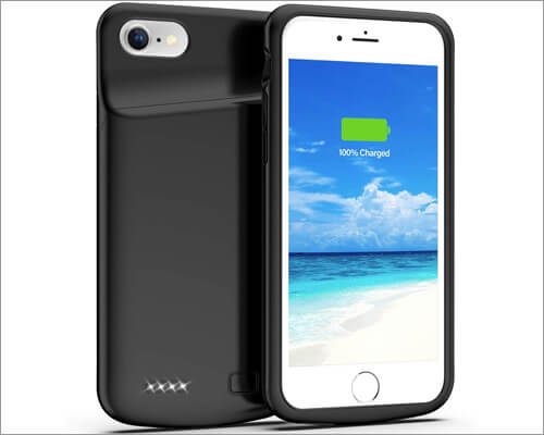 iPhone 7 Battery Case from Swaller