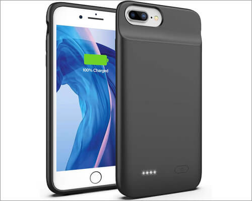 iPhone 7 Plus Battery Case from Swaller
