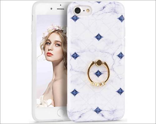 iPhone 7 Ring Holder Case from Imikoko